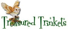 Treasured Trinkets Logo