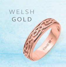 Welsh Gold Wedding Rings