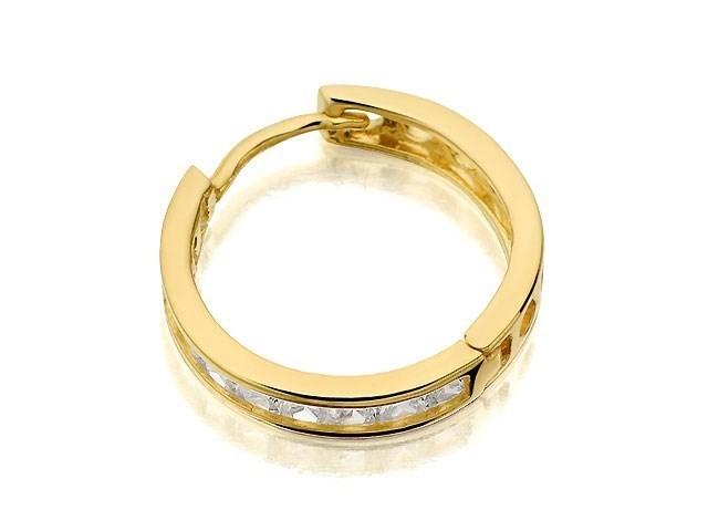 9ct Gold Men's Cubic Zirconia Single Hoop Earring  10mm. Sapphire Anklet. Aliexpress Anklet. Punjabi Anklet. Single Finger Anklet. Gujarati Anklet. Adorable Anklet. Punjabi Jutti Anklet. Beautiful Silver Anklet