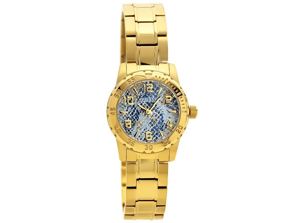 guess w0572l6 sportini gold plated bracelet w9815
