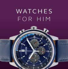 Watches for Him