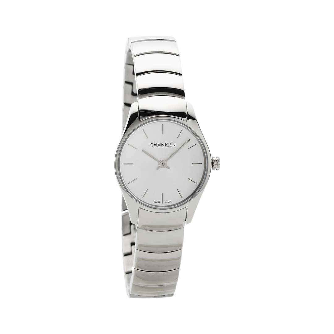 Calvin Klein K4D21346 Classic Too Stainless Steel Bracelet Watch - W8960