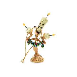 Disney Traditions A21429 Cogsworth Christmas Ornament - P01139