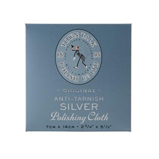 Town Talk Original Anti-Tarnish Mini Silver Polishing Cloth - S4019