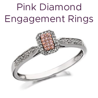 Click to view our pink diamond engagement rings