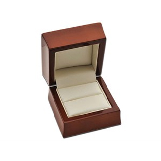 Luxury Wooden Ring Box - S6002
