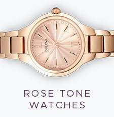 Rose Tone Watches