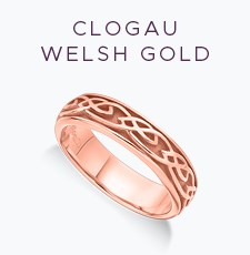 Clogau Welsh Gold Wedding Rings