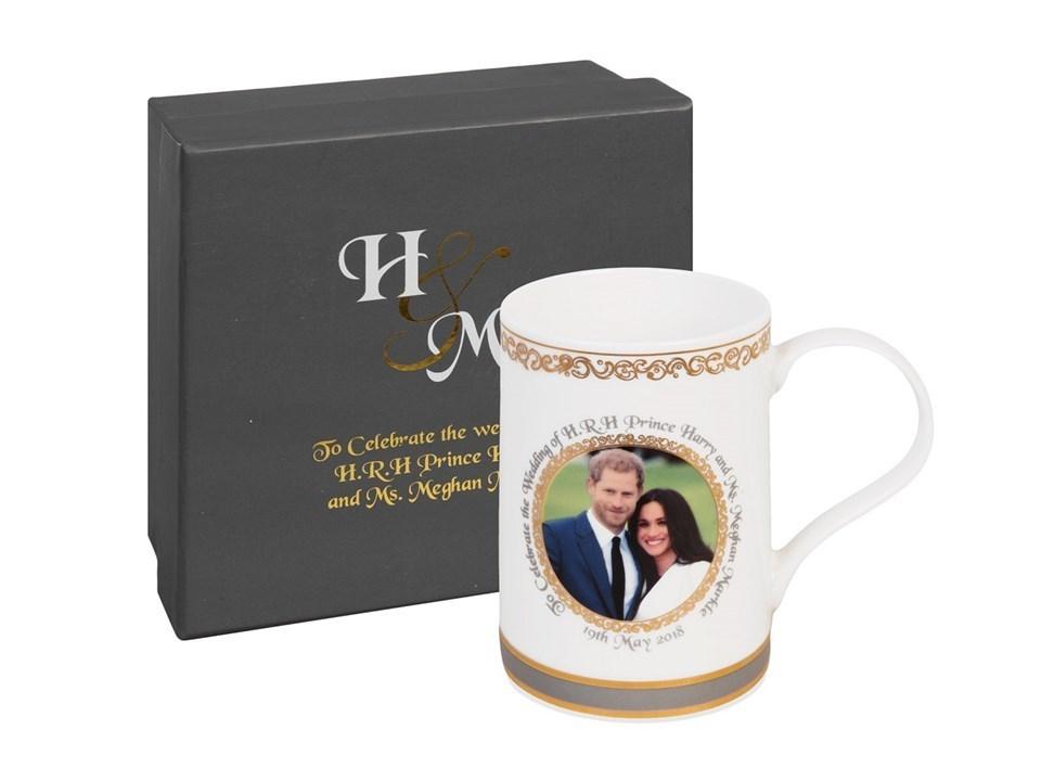 royal wedding mug p71148 fhinds jewellers