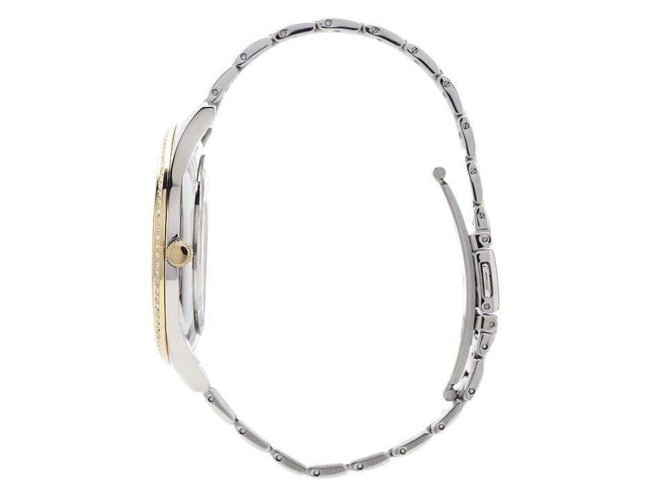 Default Image Storm 47290 GD Crystalex Two Tone Swarovski Crystal Bracelet  Watch - W87107Alternative Image1 8123c27d15d