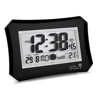 Image of Acctim Radio Controlled Moonphase Wall/Desk Clock - C0492