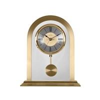 Image of Acctim Gold Tone Pendulum Mantel Clock - C1717