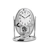 Image of Rhythm Crystal Pendulum Mantel Clock - C3006