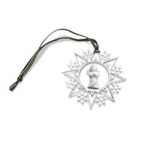 Newbridge Silverware Silver Plated Angel Christmas Decoration  P5938