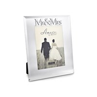 Amore Mr & Mrs Photo Frame - P7105