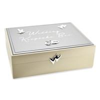 Amore Wedding Keepsake Box - P71112