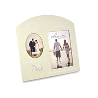 Amore 25th Anniversary Photo Frame - P7145