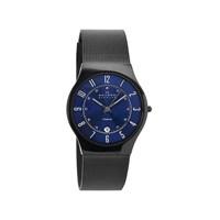 Skagen T233XLTMN Grenen Titanium Mesh Strap Watch - W0550