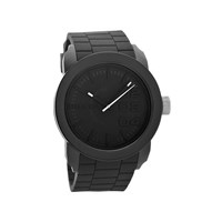 Diesel DZ1437 Franchise Black Resin Strap Watch - W1104