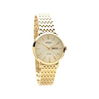 Rotary GB05303/03 Windsor Gold Plated Bracelet Watch - W1272