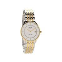 Rotary GB90801/02 Les Originales Two Tone Ultra Slim Bracelet Watch - W1283