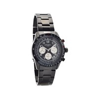 Rotary GB00292/04 Black Ion Plated Chronograph Bracelet Strap Watch - W1308
