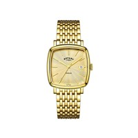 Rotary GB05308/03 Windsor Gold Plated Bracelet Watch - W1325