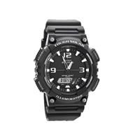 Casio AQS810W1AVEF Sports Solar Alarm Black Resin Strap Watch  W1434
