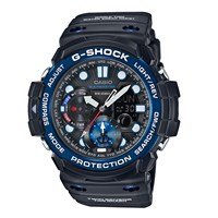 Casio GN-1000B-1AER G-Shock Gulfmaster Chronograph Watch - W1464