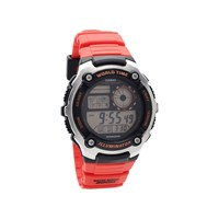 Casio AE2100W4AVEF Sports Alarm Chronograph Orange Resin Strap Watch  W1465
