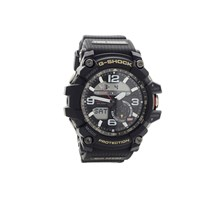 Casio GG-1000-1AER G-Shock Mudmaster World Time Black Silicon Strap Watch - W1470
