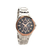 Casio EF326D1AVUEF Edifice Two Tone Bracelet Watch  W1475