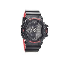 Casio GA-400HR-1AER G-Shock Black Resin Strap Watch - W1490
