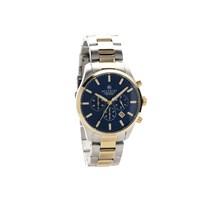 Accurist 7165 Two Tone Chronograph Bracelet Watch - W1957
