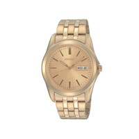 Seiko SGGA48P1 Gold Plated Bracelet Strap Watch - W2413