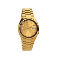 Seiko SNXS80 Gold Plated Automatic Bracelet Watch - W2501