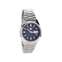 Seiko SNXS77 Stainless Steel Automatic Blue Dial Bracelet Watch - W2527