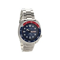 Seiko SRPA21K1 Blue And Red Automatic Divers Watch - Special Edition - W2532