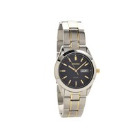 Seiko SNE047P9 Two Tone Solar Bracelet Watch - W2535