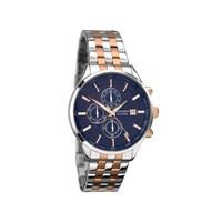 Sekonda 1107 Velocity Two Tone Chronograph Bracelet Watch - W3129