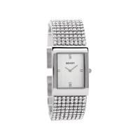 Seksy 2375.37 Krystal Stone Set Bracelet Watch - W33120