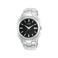 Citizen BM6010-55E Stainless Steel Eco-Drive Bracelet Watch - W3707