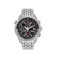Citizen CA0080-54E Red Arrows Stainless Steel Eco-Drive Chronograph Bracelet Watch - W3721