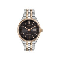 Citizen BM7256-50E Two Tone Eco-Drive Bracelet Watch - W3781