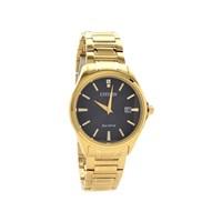 Citizen AU1052-50E Gold Plated Eco-Drive Bracelet Watch - W38104