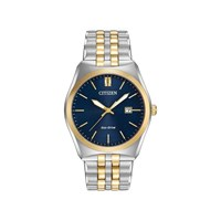 Citizen BM7334-58L Two Tone Eco-Drive Bracelet Watch - W38105