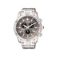 Citizen BL5450-54H Stainless Steel Eco-Drive Chronograph Bracelet Watch - W3823