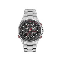 Citizen AT8060-50E Red Arrows A-T Stainless Steel Eco-Drive Radio Controlled Bracelet Watch - W3838