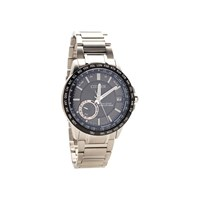 Citizen CC3005-85E Satellite GPS Wave World Time Eco-Drive Bracelet Watch - W3905
