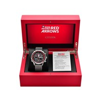 Citizen JY8039-54E Navihawk A-T Red Arrows Radio Controlled Watch - Limited Edition - W3909
